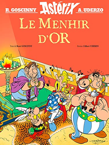 Le Menhir d'Or: Hors collection - Album illustré