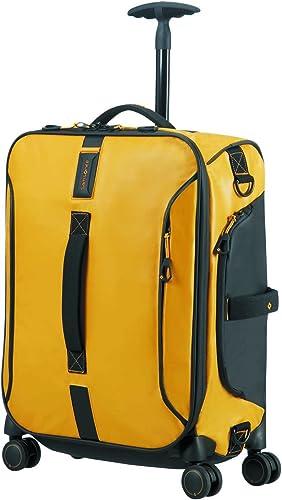 SAMSONITE Paradiver Light - Spinner Duffle Bag 55/20 Sac de Voyage, 55 cm, 50 liters, Jaune (Yellow)