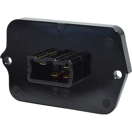 BN8P61B15 3 New HVAC Blower Motor Resistor SW 11431C