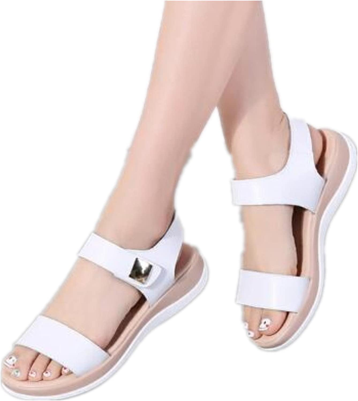 Women Sandals 2018 Summer Fashion Back Strap Ladies Flat Sandal shoes