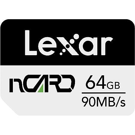 Lexar Ncard 64gb Nm Nano Speicherkarte Für Telefone Computer Zubehör