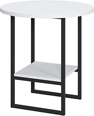 Movian MILAS Side Table -White