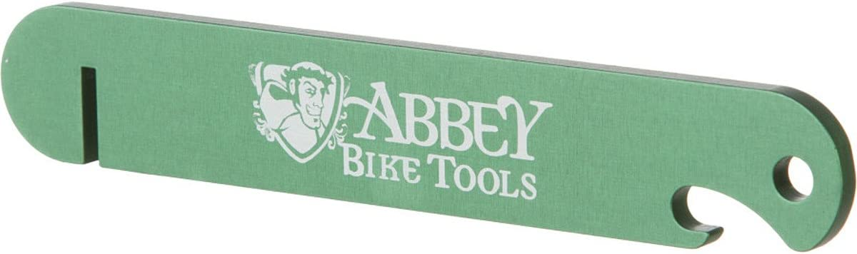 Abbey Bike Cheap mail order shopping Tools 35% OFF STU Stick Rotor One Truing Green Size Tool
