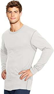 Duofold Thermals Men's Long-Sleeve Base-Layer Shirt_Winter White_S