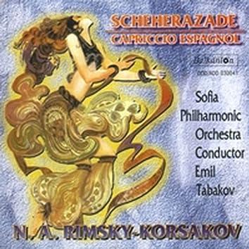 N. A. Rimsky-Korsakov: Scheherazade-Capriccio Espagnol