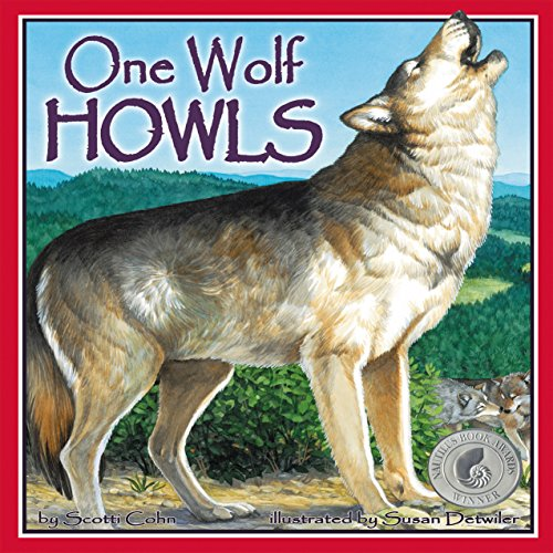 One Wolf Howls audiobook cover art