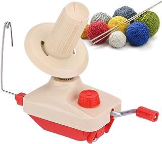 玉巻き器 糸巻き ウールワインダーホルダー 手動式 かせくり器 玉巻き 毛糸 趣味 使いやすい 編み物キット 手芸用品