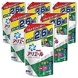 【ケース販売】アリエール 液体 部屋干し用 洗濯洗剤 詰め替え ウルトラジャンボ 1.90kg×6個