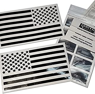Best large american flag decals for trucks Reviews