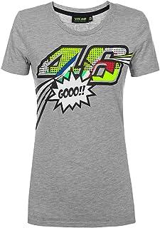 VR46 Camiseta Pop Art Mujeres
