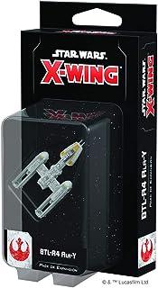Fantasy Flight Games- SW X-Wing 2.0 - BTL-A4 ala-Y - Español, Multicolor (SWZ13ES)