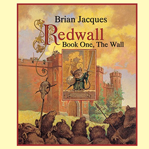 Redwall: Book One: The Wall cover art