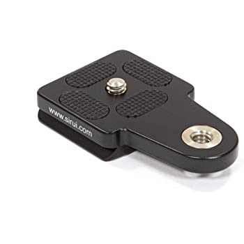 Compact Schwarz Joby Quick Relase Plate QR Plate 5K JB01553-0WW