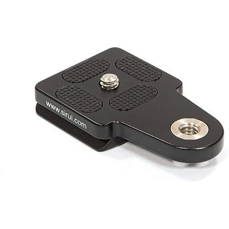 Sirui Am Lp40 Schnellwechselplatte Mit Gewinde Für Kamera