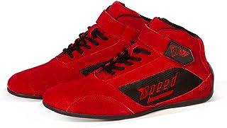 Speed Racewear, Sneaker Uomo Rosso Rosso