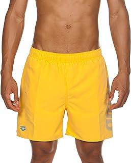 Arena Men's Herren Badehose Boxer Fundamentals Logo Swim Shorts