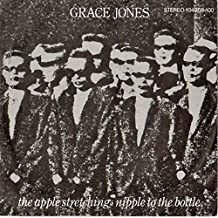 Grace Jones - The Apple Stretching / Nipple To The Bottle - Island Records - 104 706, Island Records - 104 706-100