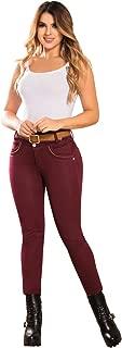 LT.ROSE DRAXY 1330 Colombian Butt Skinny Jeans   Pantalones Colombianos Levanta Cola