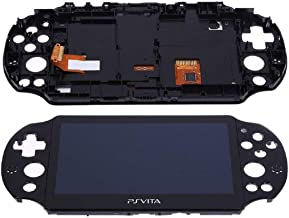 Original LCD Display Panel Screen Replacement Screen PS Vita PSV Slim photo