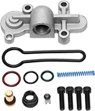 6.0 Blue Spring Kit Upgrade - Fuel Regulator Kit - Fits Ford Blue Spring Kit 6.0 Powerstroke 2003-2007 F250, F350, F450, F550- Replaces 3C3Z-9T517-AG 3C3Z-9T517-AG Fuel Pressure Regulator Kit