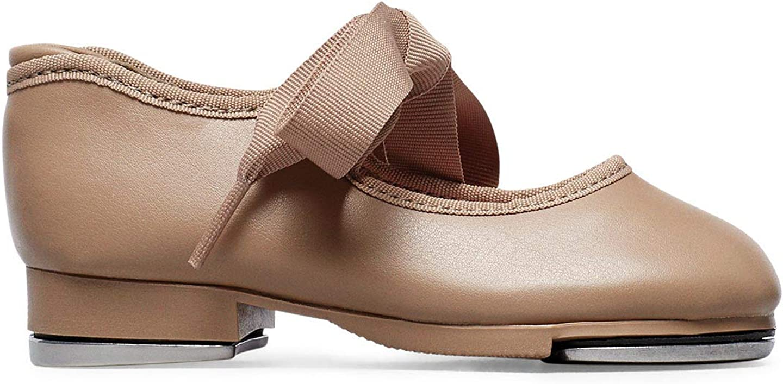 Capezio Womens Shuffle Tap -4 Shoe 356 [Alternative dealer] Outstanding -CARAMEL