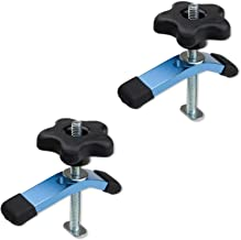 POWERTEC 71389 T-Track Mini Hold-Down Clamp, 3-5/8
