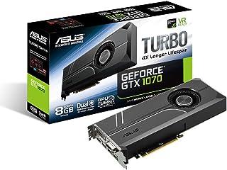 ASUS NVIDIA GeForce GTX1070搭載ビデオカード メモリ8GB TURBO-GTX1070-8G