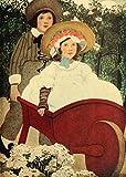 Ethel Franklin Betts – The Complete Mother Goose 1909 Jack and Jill Kunstdruck (45,72 x 60,96 cm)