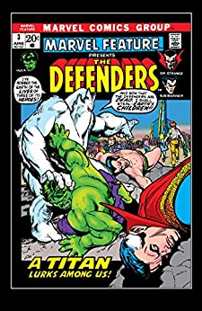 Marvel Feature (1971-1973) #3 by [Roy Thomas, Gil Kane, Ross Andru]