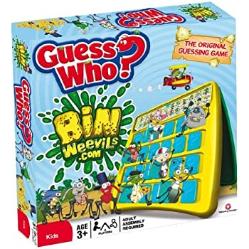 Guess Who Bin Weevils Board Game by Hasbro [並行輸入品]