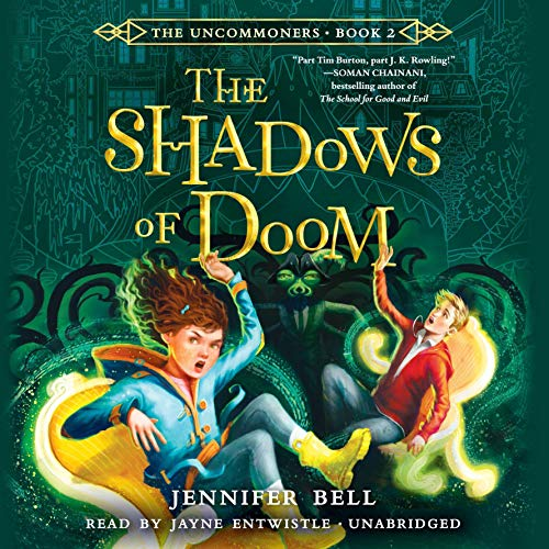The Shadows of Doom Audiobook By Jennifer Bell cover art