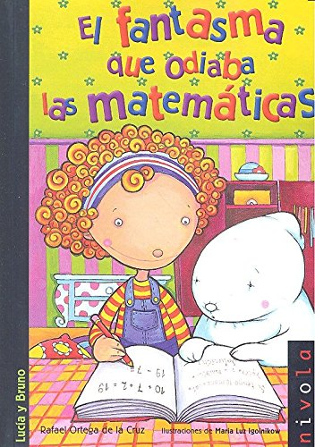 El fantasma que odiaba las matemáticas (Junior) - 9788415913221: 24