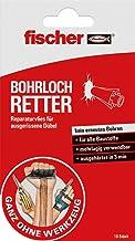 fischer Boorgat retter, reparatievlies voor uitgescheurde pluggen, reparatie van gescheurde boorgaten, herbevestiging van ...