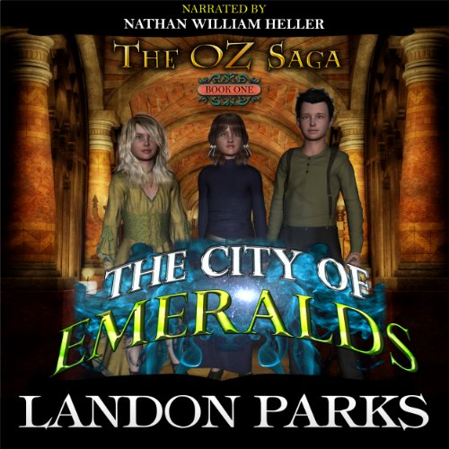 The City of Emeralds audiobook cover art