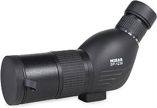 MIZAR(ミザールテック) フィールドスコープ ズーム 50mm 口径 傾斜型 ブラック SP-1230