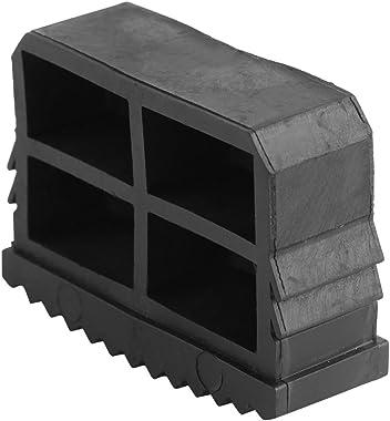 2Pcs/Pair Rubber Non Slip Replacement Step Ladder Feet Foot Mat Cushion Sole