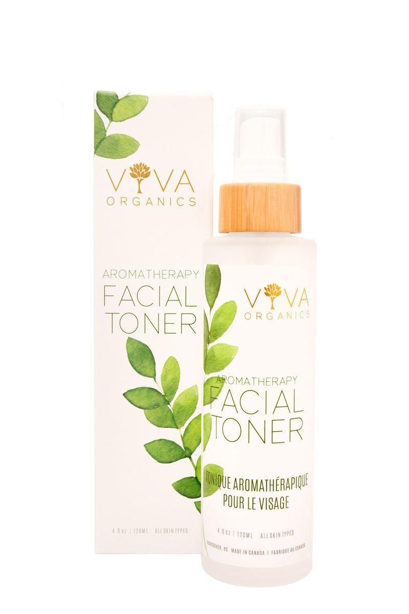 Viva Max 45% OFF Organics Aromatherapy Facial Toner 2021 new 4 oz