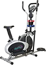 Life Top 4 in 1 Cross Trainer With Twister And Dumble - Multi