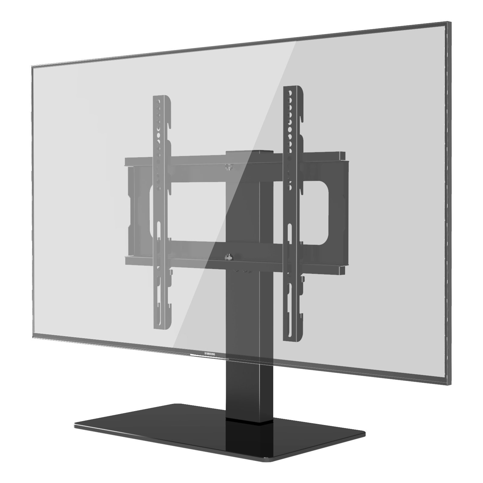 BONTEC Soporte Universal de Pedestal de Televisor con Soporte para ...