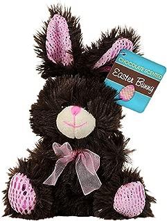 chocolate bunny stuffed animal