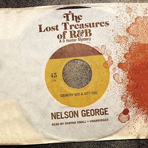 The Lost Treasures of R&B audiobook cover art