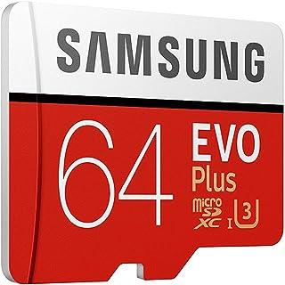 Samsung サムスン microSDXCカード EVO Plus 64GB Class10 UHS-I R:最大80MB/s 海外リテール MB-MC64D/CN [並行輸入品]