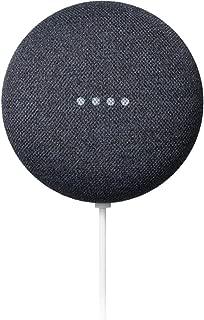 Google Nest Mini (Charcoal, 2nd Generation)