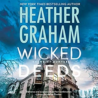 Wicked Deeds audiobook cover art