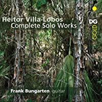 Complete Works for Guitar by LOBOS VILLA (2010-11-09)