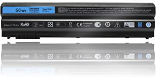 T54FJ 8858x Laptop Battery for Dell Latitude E6420 E6430 E6440 E6520 E6530 E6540 E5520 E5530 E5420 E5430, Inspiron 17r-7720 17r-se-7720 17r-5720 15r-5520 15r-7520 [60Wh 11.1V 6 Cell]