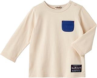 [ミキハウス ホットビスケッツ] Tシャツ ベビー服 キッズ 男の子 女の子 73-5201-611