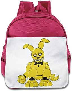 Kim Game Fred Children Bookbag Backpack Leisure RoyalBlue