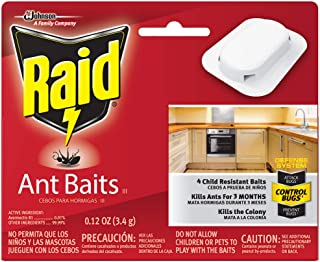 Raid Ant Baits III, 4 ct