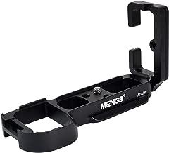 MENGS® A7/A7R Cámara sólida Aluminio Plato de liberación rápida en Forma de L para Sony A7/A7R Cámara